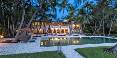 new york city real estate celebrity homes for sale or rent these are the 8 most expensive homes in miami right now
