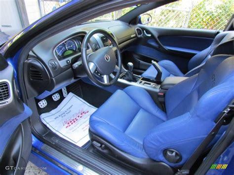 blue interior blue interior 2005 pontiac gto coupe photo 70833195