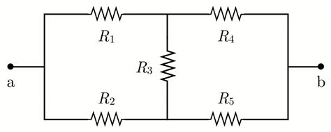 resistor network circuits the resistor network shown has components that are chegg