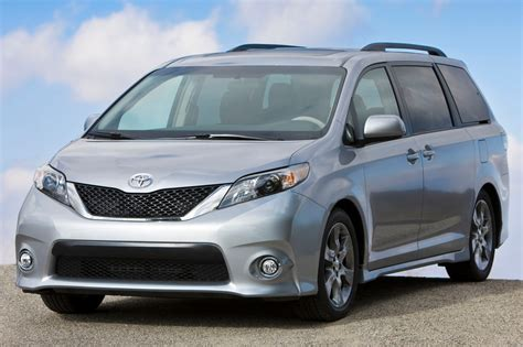 Toyota Minivan 2014 Used 2014 Toyota For Sale Pricing Features