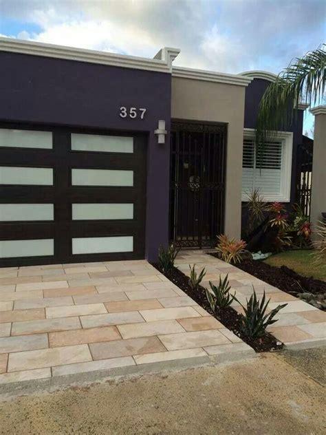 violeta house exterior front yard decor house front gate