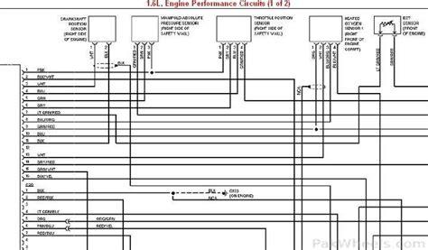 baleno  gti ecu pinouts diagram baleno