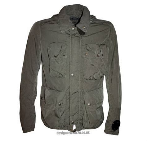 Cp Jaket Grey c p company cp company grey multi pocket hooded jacket with goggles jackets from designerwear2u uk