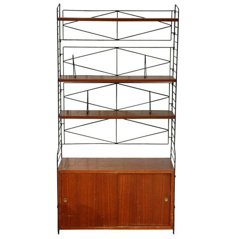 nisse strinning shelving system stand alone unit sweden