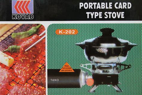 Kompor Gas Single kompor king kompor travelling single stove kompor 1