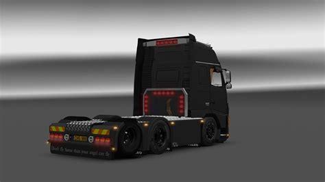 used volvo trucks in sweden volvo fh12 580 sweden 1 22 ets2 mods euro truck