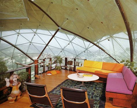 geodesic dome home interior ouno design 187 hippie house