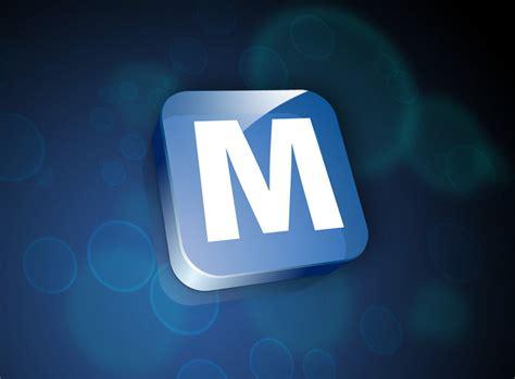 M 3D Logo by markustinner on DeviantArt M 3d Logo