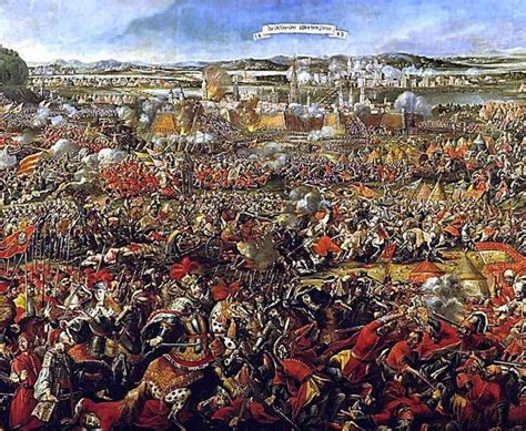 Ottoman Siege Of Vienna Pando The War The Day After 9 11