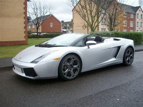 Lamborghini Galardo For Sale For Sale Lamborghini Gallardo Spyder 2007