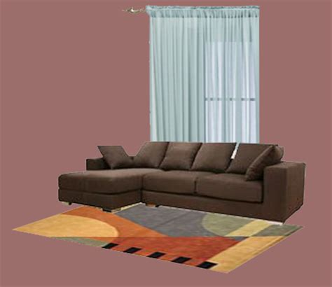 What Color Walls Curtains And Carpets Blend With Dark