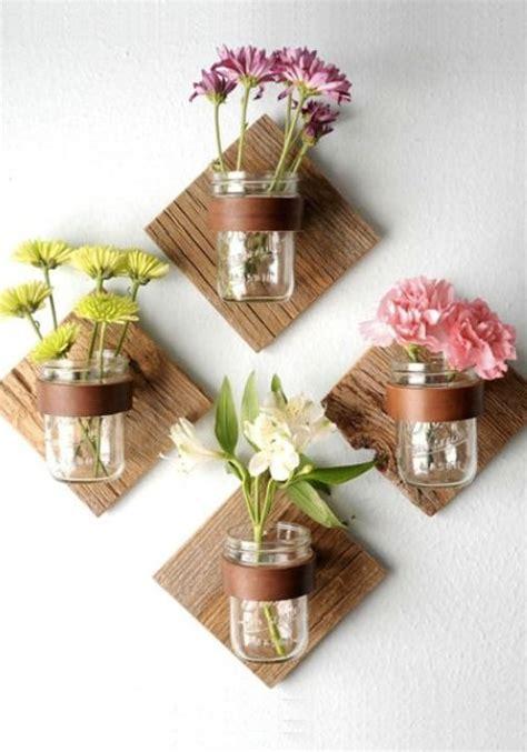 floreros con mason jars 20 creative things to do with a mason jar floreros
