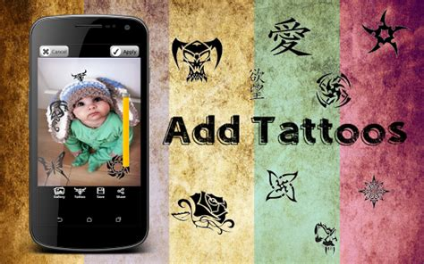 tattoo generator mobile download amazing unique tattoo maker google play