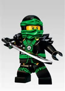 レゴ ニンジャゴー キャラクター
