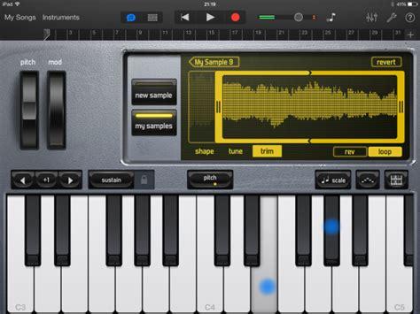 garageband tutorial midi keyboard garageband tutorial how to use garageband on ipad