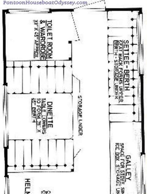 pontoon houseboat floor plans consent pontoon houseboat floor plans
