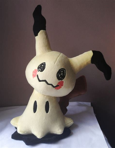 Handmade Plush - mimikkyu mimikyu handmade plush made to order