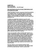 Miss Havisham Essay by Miss Havisham Gcse Marked By Teachers