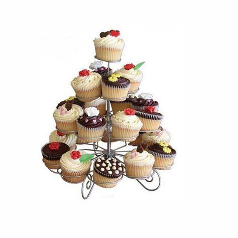 Fondant Shelf by Diy 4 Layer Cupcake Stand Muffin Holder Wedding