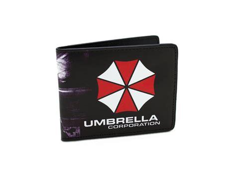 umbrella corp wallet resident evil otakustore gr
