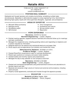 Activities Examples For Resumes by Free Resume Examples By Industry Amp Job Title Livecareer