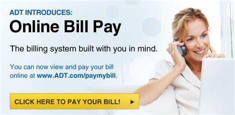 product fail adt security service bill pay fail