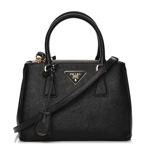 Mini Prada Saffiano New Edition prada saffiano mini galleria zip tote nero black 213817