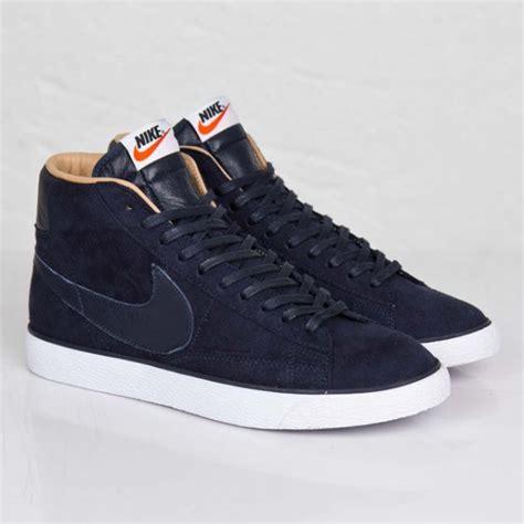 Nike Blazer High Nike Blazer High Sp Obsidian Weartesters