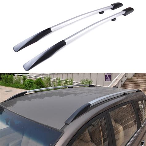 Roof Racks For Cars With Rails by Universal Car Styling Roof Racks Side Rails Bars Luggage