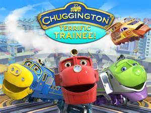 Aboard Chuggington Terrific Trainee App