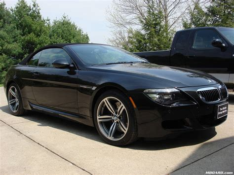 black convertible bmw member lartron bmw m6 convertible 2010 sapphire black