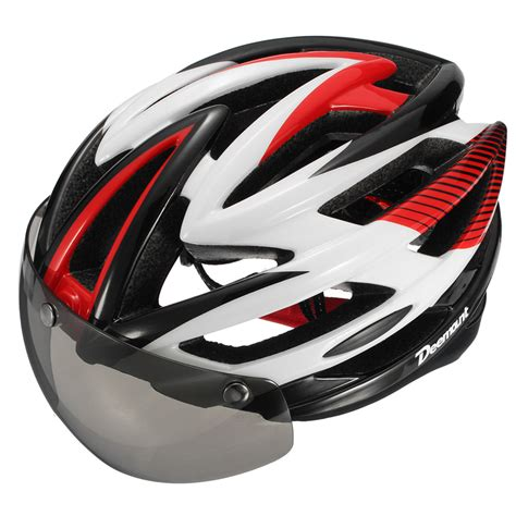bikight breathable unisex bicycle magnetic helmets goggles bikight breathable unisex bicycle magnetic helmets goggles