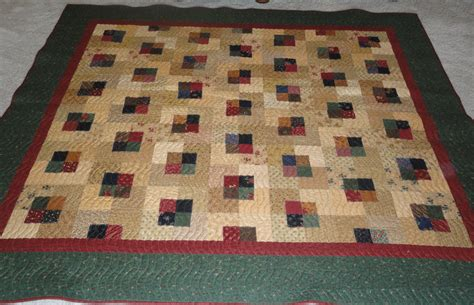 Five And Dime Quilt by Kansas Troubles Quilters August 2011