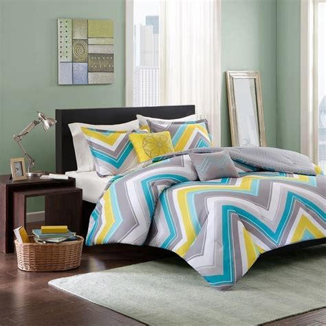 blue chevron comforter best 25 teen girl comforters ideas on pinterest room