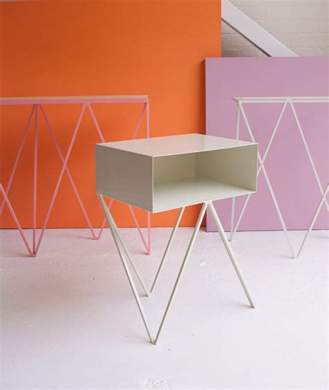 modern steel furniture designs new modern minimalist furniture made of steel design milk