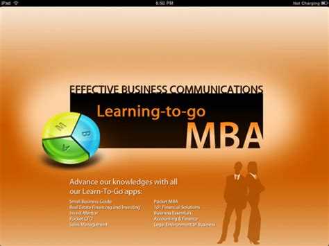 Mba Communications by Become A Better Communicator With Effective Business