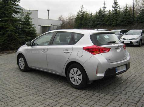 Toyota Auris 1 6 Specs Toyota Auris 1 6 2013 Technical Specifications Interior