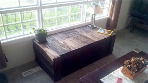 how to make a window bench how to build window bench with pallets