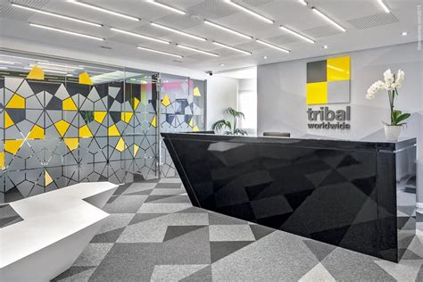 commercial projects interior design rossi interiors tribal ddb offices kanza ben cherif