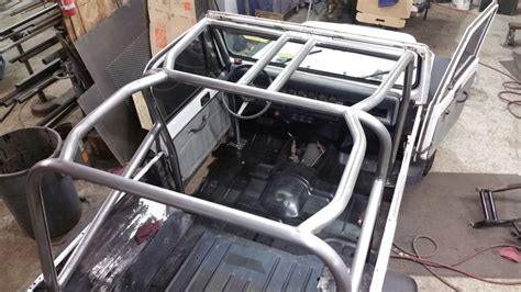 1987 1995 jeep wrangler 6 point roll cage