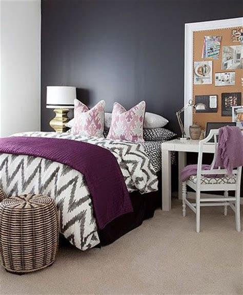Bedroom Decorating Purple Accents Basics Of Designing A Bedroom