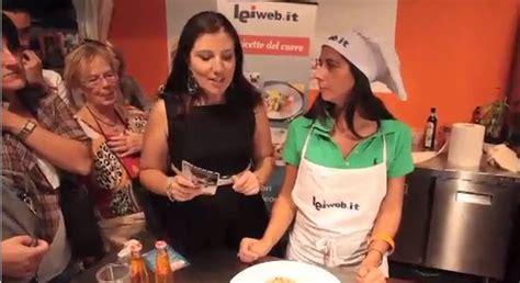 leiweb cucina in cucina con leiweb a taste of roma