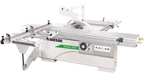 biesse sliding table saw