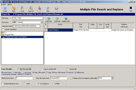 Find Text Find And Replace Text In Files Free File Find Replace Tools