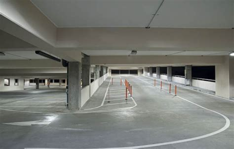 parking garage lighting levels duke selects cree to light their cus parking deck