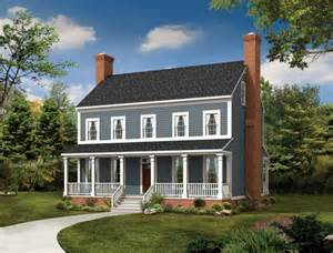 Two Story Colonial House Plans by Colonial 3 Story House Plans 2 Story Colonial Style House
