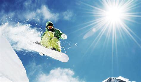 Golf Wall Mural snowboarden lech am arlberg snowboardurlaub
