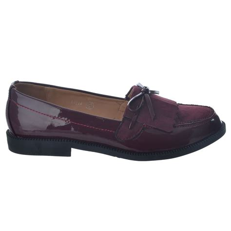 flat office shoes womens new classic fringe loafers flat office shoes