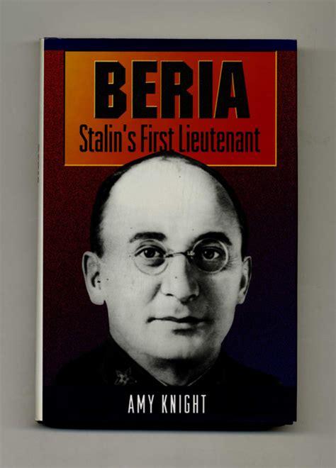 Beria Size S beria stalin s lieutenant 1st edition 1st
