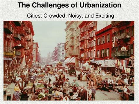 the challenges of urbanization ppt the challenges of urbanization powerpoint